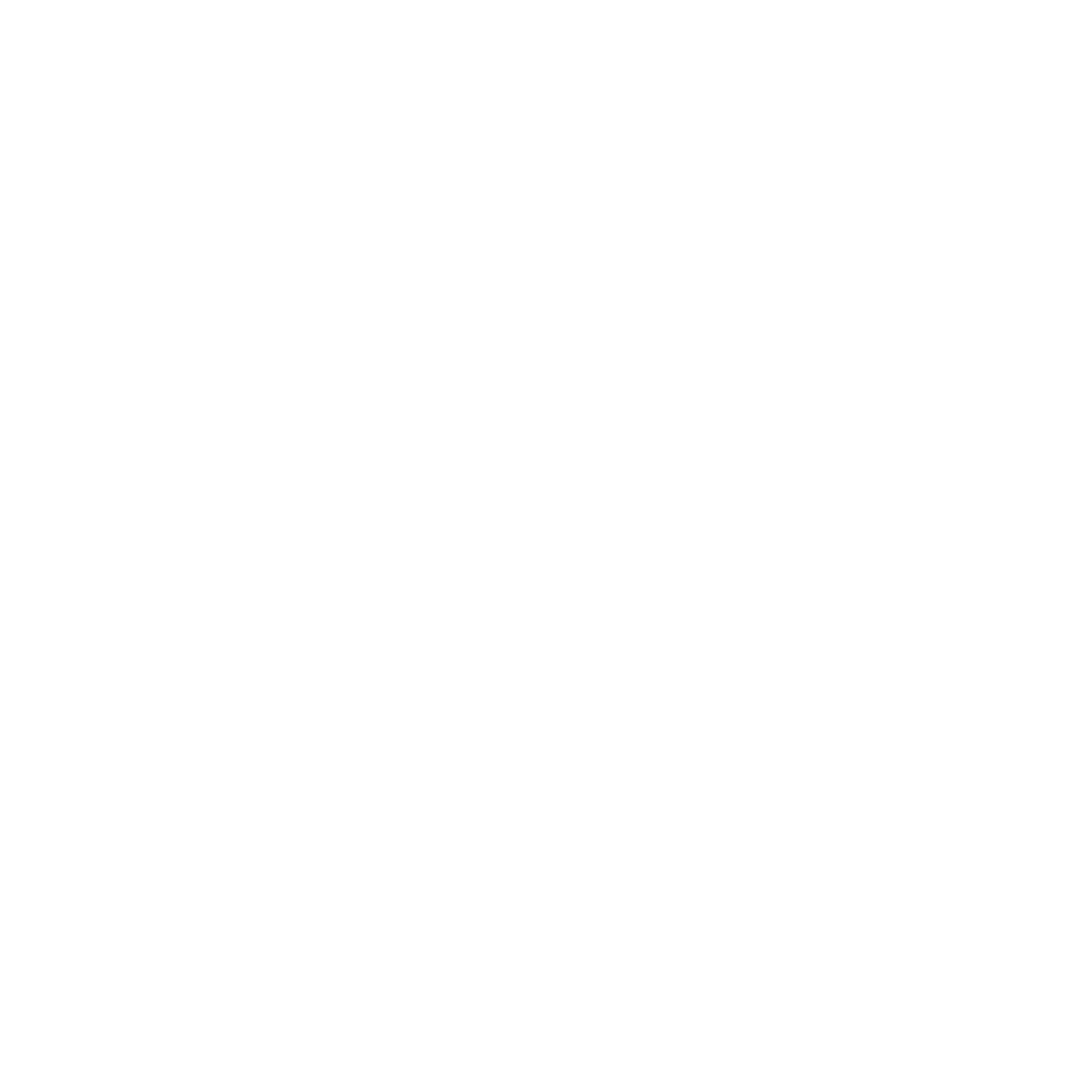 Decorative 'scroll down' icon